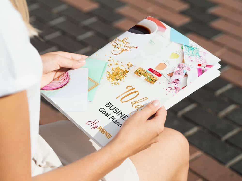 Print Design in a Digital World | Easy Artisan Websites