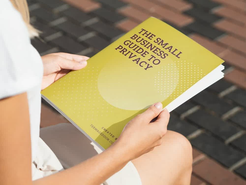 The Small Business Guide to Privacy Booklet